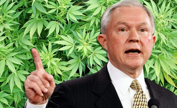 Sessions' Anti-Weed Agenda Benefiting Legal Cannabis Industry