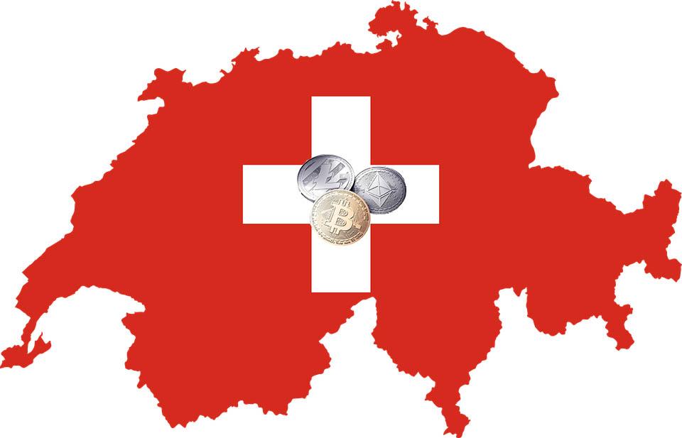 Zug Switzerland Cryptocurency Securities law BTC ETH LTC