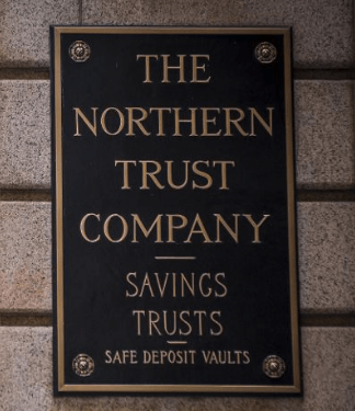 Northern trsut blockchain, cryptocurrency, accounting Big 4
